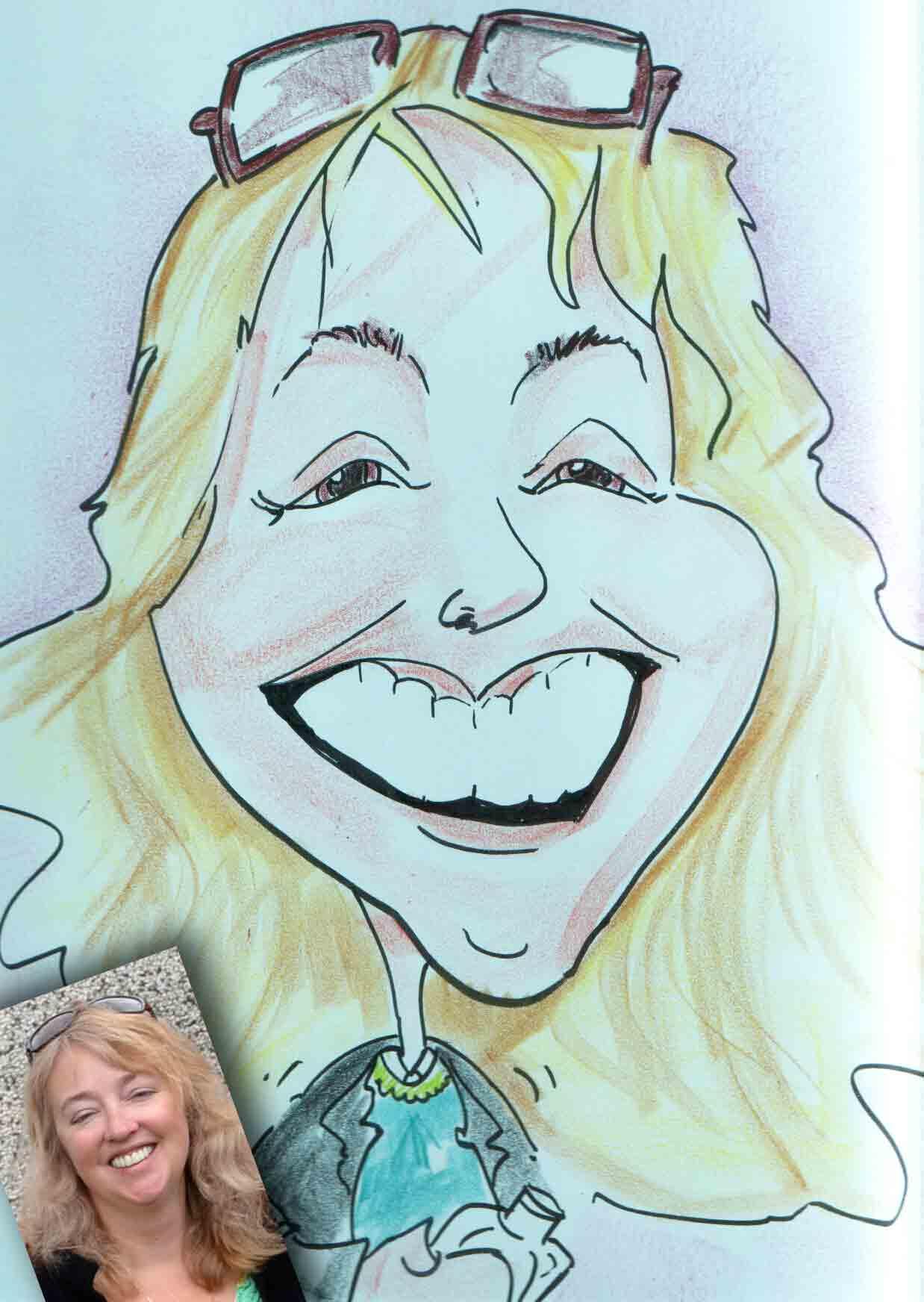 Caricature Berkshire