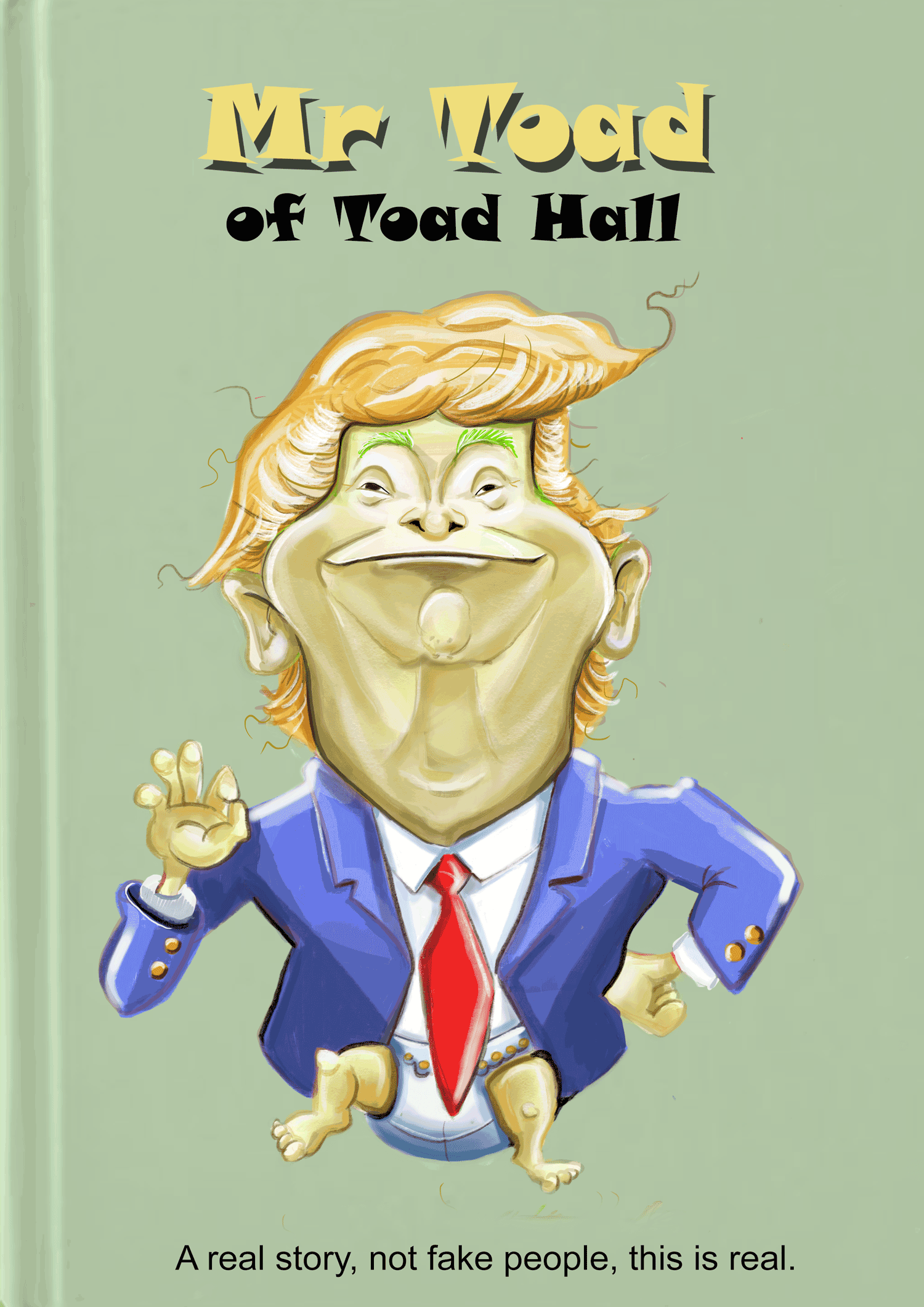 Trump Towers Toad of Toad Hall