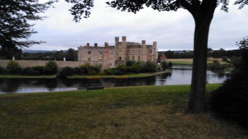Leeds Castle, Caricatures